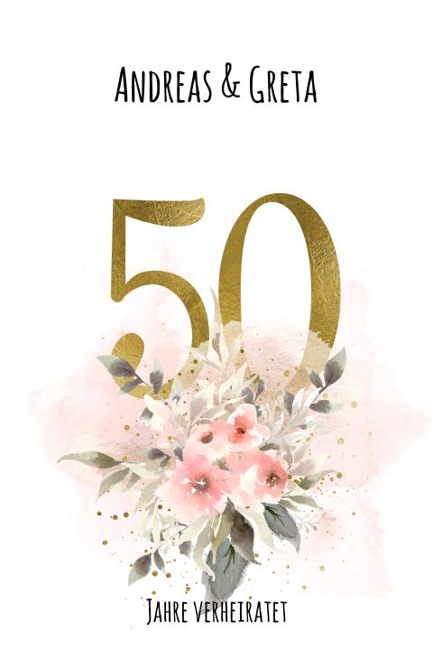 50 Jahre Goldhochzeit Geschenk Zur Goldenen Hochzeit Shirt