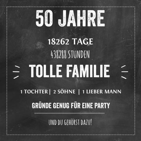 50 zum The changing