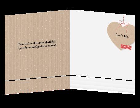 Moderne Weihnachtskarten.Moderne Weihnachtskarte Mit Punktchen